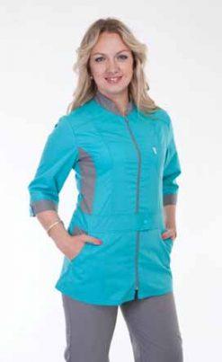 Жіночий медичний костюм 2275