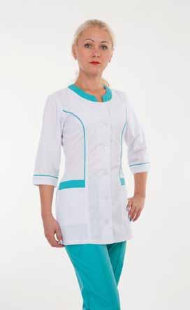 Жіночий медичний костюм 2277