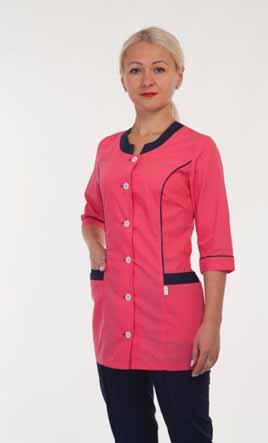 Жіночий медичний костюм 2281