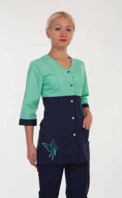 Жіночий медичний костюм 2290