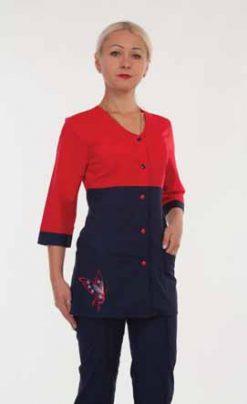 Жіночий медичний костюм 2291