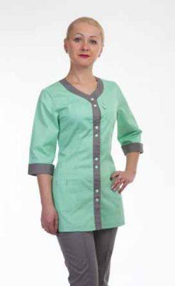 Жіночий медичний костюм 2292