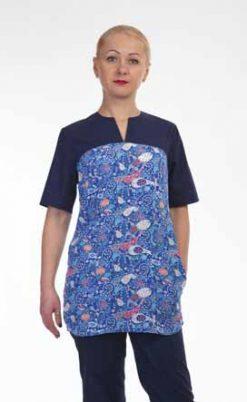 Жіночий медичний костюм 2296