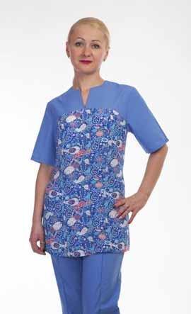 Жіночий медичний костюм 2297