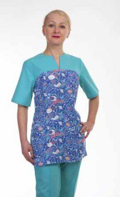 Жіночий медичний костюм 2298