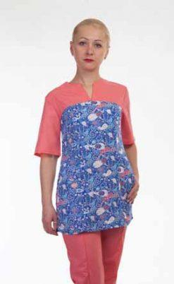 Жіночий медичний костюм 2299