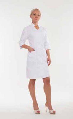Жіночий медичний халат 3102
