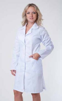 Жіночий медичний халат 3103