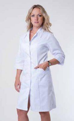 Жіночий медичний халат 3108