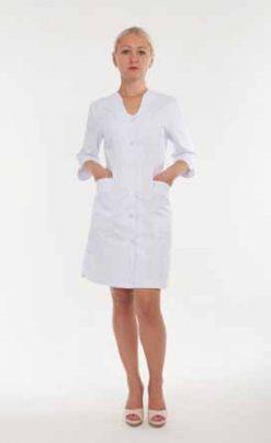 Жіночий медичний халат 3110