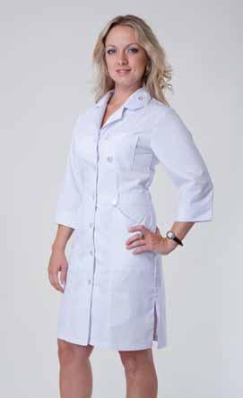 Жіночий медичний халат 3115