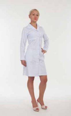 Жіночий медичний халат 3130