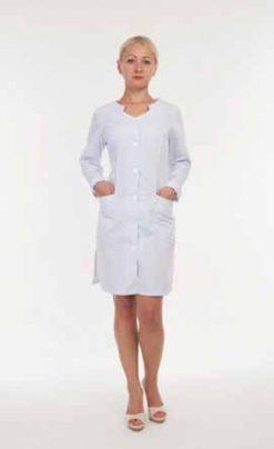 Жіночий медичний халат 3132