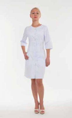 Жіночий медичний халат 3133