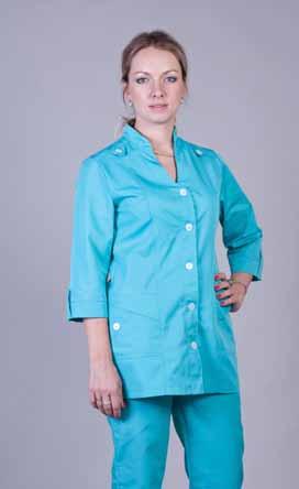 Жіночий медичний костюм 3204