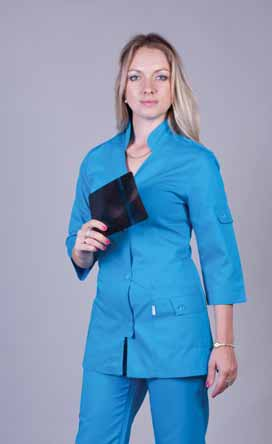 Жіночий медичний костюм 3206