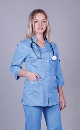 Жіночий медичний костюм 3207