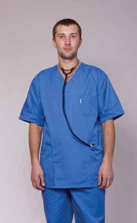 Чоловічий медичний костюм 3211