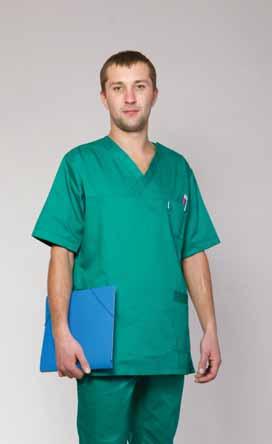 Чоловічий медичний костюм 3212