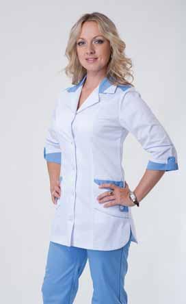 Жіночий медичний костюм 3218