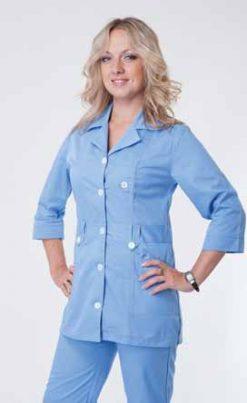Жіночий медичний костюм 3219