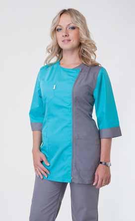 Жіночий медичний костюм 3225