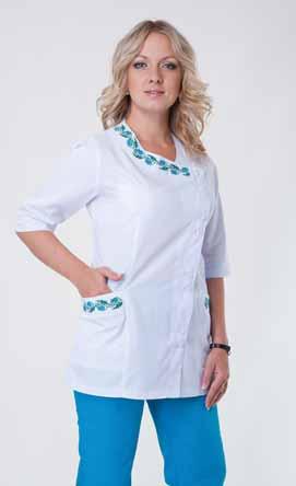 Жіночий медичний костюм 3226