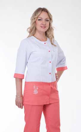 Жіночий медичний костюм 3229