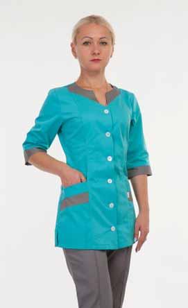 Жіночий медичний костюм 3230