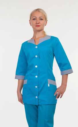 Жіночий медичний костюм 3231