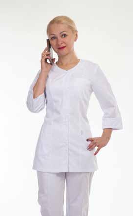 Жіночий медичний костюм 3233