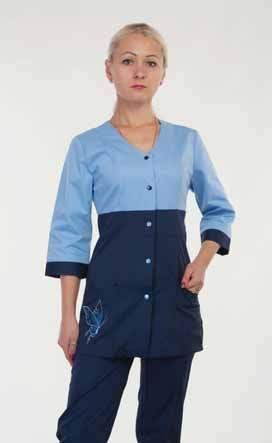 Жіночий медичний костюм 3234
