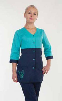 Жіночий медичний костюм 3235