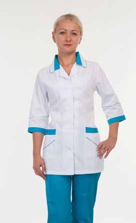 Жіночий медичний костюм 3236