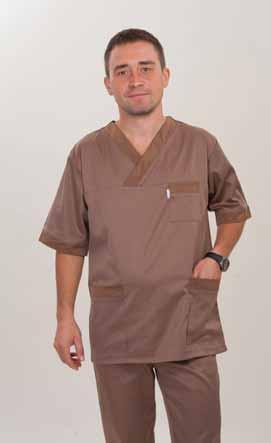 Чоловічий медичний костюм 3237