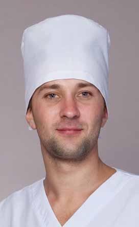 Медична шапка 3304