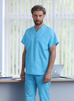 Чоловічий медичний одяг